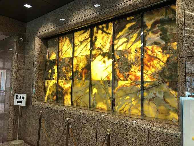 【博多駅東1】大理石張りの高級感漂う賃貸オフィス