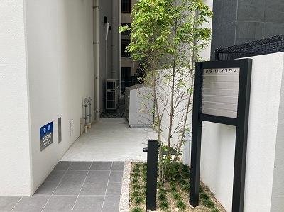 赤坂にあるワンフロア1テナントのスタイリッシュ賃貸物件