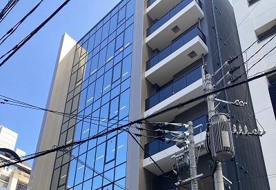 薬院エリアにコロナウィルス対策設備付きオフィスビル完成