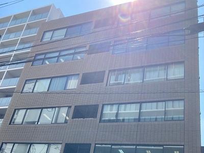 博多駅東に位置する静かな環境のオフィスビル
