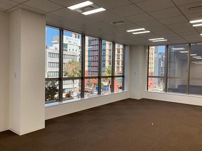 博多区綱場町にコロナウィルス対策設備完備の賃貸オフィスビル竣工!
